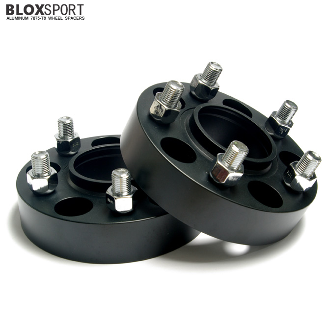 BLOX 35mm Aluminum 7075-T6 Wheel Spacer-Range Rover/Sport (03-)